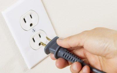 Como evitar as panes elétricas