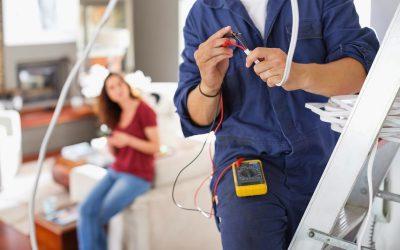 Cuidados nas instalações elétricas
