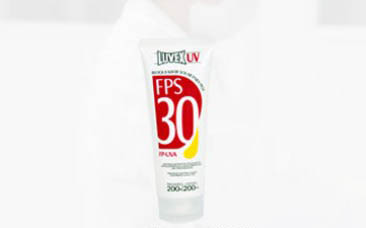 LUVEX UV FPS 30 – Bisnaga 200ml/g