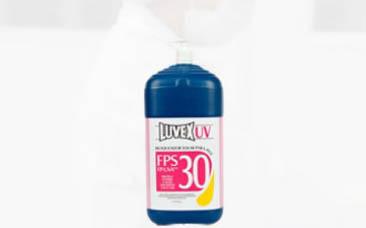 LUVEX UV FPS 30 – Bombona 4 lt/kg