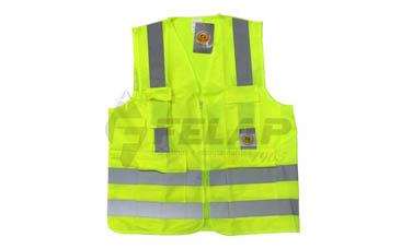 Colete de Segurança Amarelo G e GG e Uniformes Profissionais