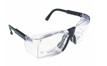 Óculos Delta Incolor Carbografite