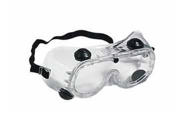 Óculos Ampla Visão com Válvulas para Ventilação