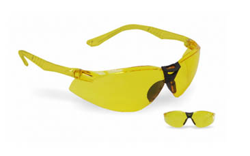 Óculos Neon Amarelo HC Anti Risco