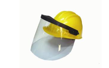 Protetor Sup/Acoplar Capacete CG INC