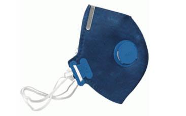 Respirador Descartável P1 Azul Valv.