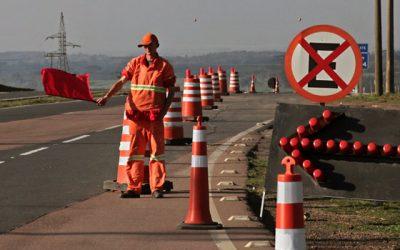 Importância da sinalização de segurança em obras