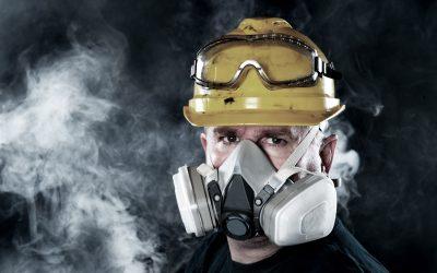 Problemas respiratórios que podem acontecer no trabalho e como preveni-los.