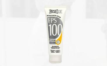 Creme Luvex UV FPS100 Bisnaga 120ml