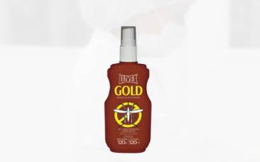 Repelente Gold 7 Horas – Frasco 110ml/120g VS