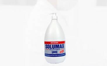 SOLUMAX GEL CLEANER C/ PEDRA POMES – Bombona 2 lt/kg