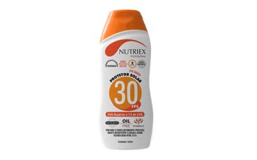 CREME PROTETOR SOLAR FPS 30 120 ML NUTRIEX