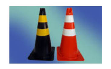 Cone de Sinalização 50 e 75 cm