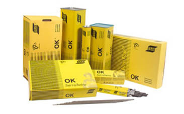 Eletrodo OK 4804 2.00 ESAB
