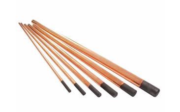 Eletrodos Carvão 3/8 Carbografite