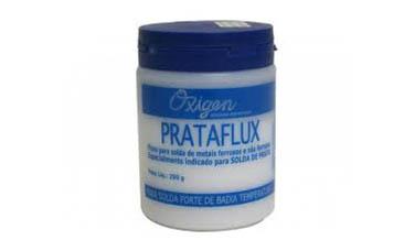Fluxo Prataflux 250G Oxigen