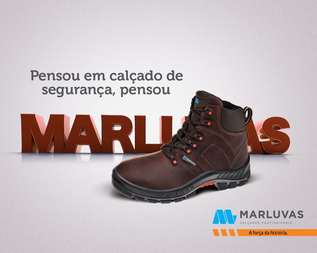 Conheça as botas Marluvas - Venda de calçado de proteção