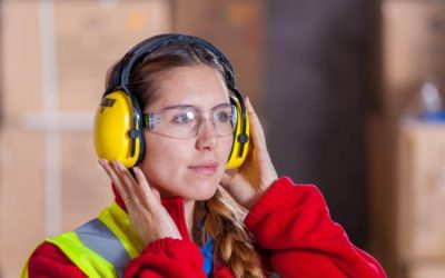 Por que utilizar o protetor auricular?