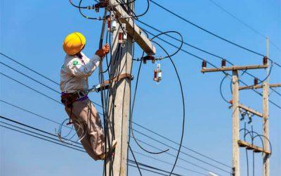 Como evitar acidentes em rede elétrica?