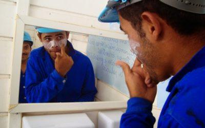 A importância de protetor solar para trabalhos ao ar livre