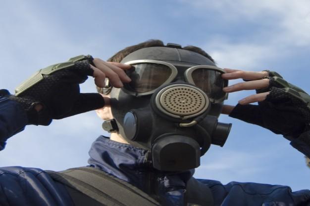 Proteção Respiratória - Rodec Amado