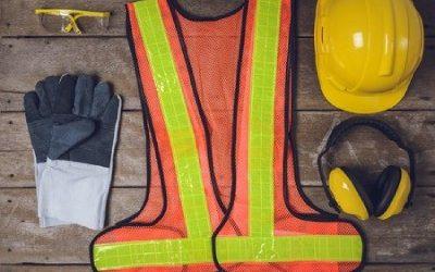 Equipamentos de Proteção Individual para Construção Civil