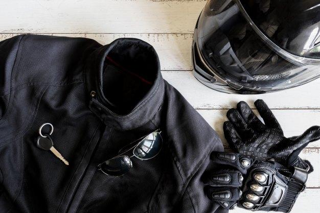 Equipamentos de Proteção Individual para Motociclistas - Rodec Amado