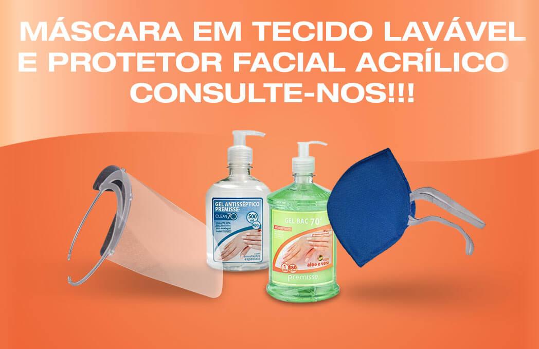 Produtos de combate ao coronavirus