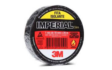 FITA ISOLANTE 18 X 20 IMPERIAL 3M