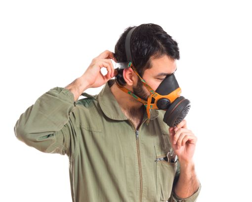 Entenda a importância os equipamentos de proteção respiratória