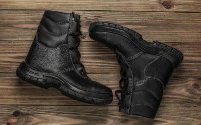 Por que os calçados de segurança são importantes e em quais áreas eles são utilizados?